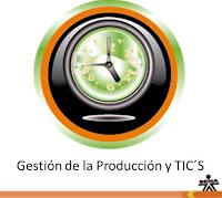 HORARIOS LÍNEA GESTIÓN DE LA PRODUCCIÓN Y TIC'S