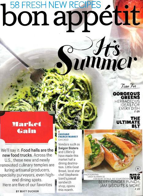 Bon Appetit - June 2013 Issue