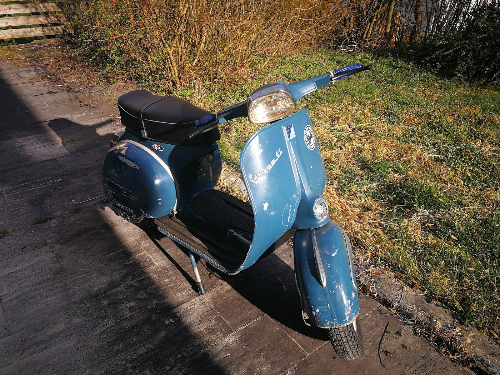Vespa GL 150 Bj.1963