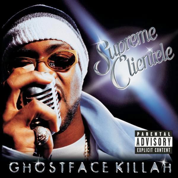 Ghostface Killah - Supreme Clientele  Cover