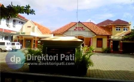 Balai Kesehatan Paru Masyarakat (BKPM) Pati