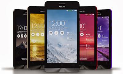 Asus Zenfone 5 V3.24.40.80 (Android L)