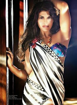 Jacqueline Fernandez - Hot Photoshoot for Filmfare Magazine May 2014