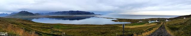Península de Tröllaskagi
