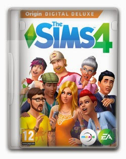 the sims The Sims 4 – Digital Deluxe Edtion + Torrent PT BR + Crack