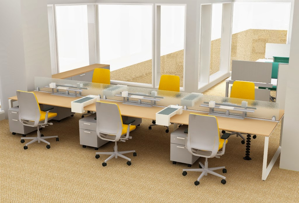 For Some Time Now The Trend Has Been To Get Rid Of Cubicles And Increase  Shared Or Open Spaces, Supposed To Facilitate Conversation And Cooperation.