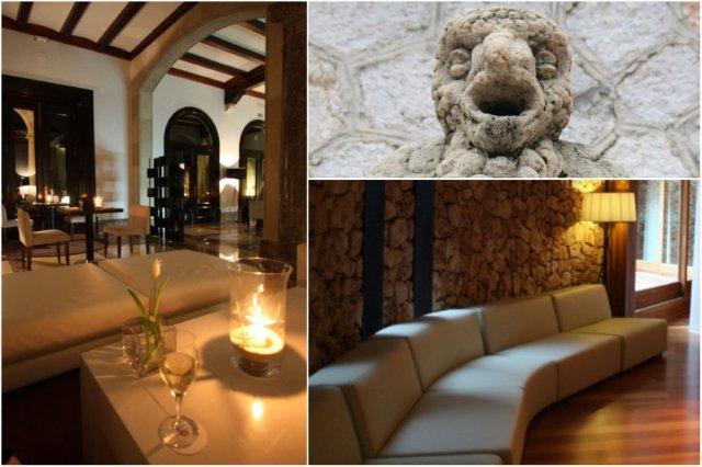 Lounge y Restaurante Senzone en el Palacete Maricel – Sillones en una de las salas del nuevo edificio del Hotel Hospes Maricel en Mallorca
