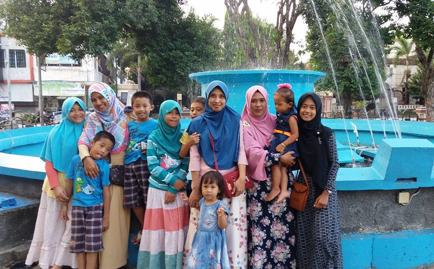 Keluarga Gresik, Lombok, Lamongan