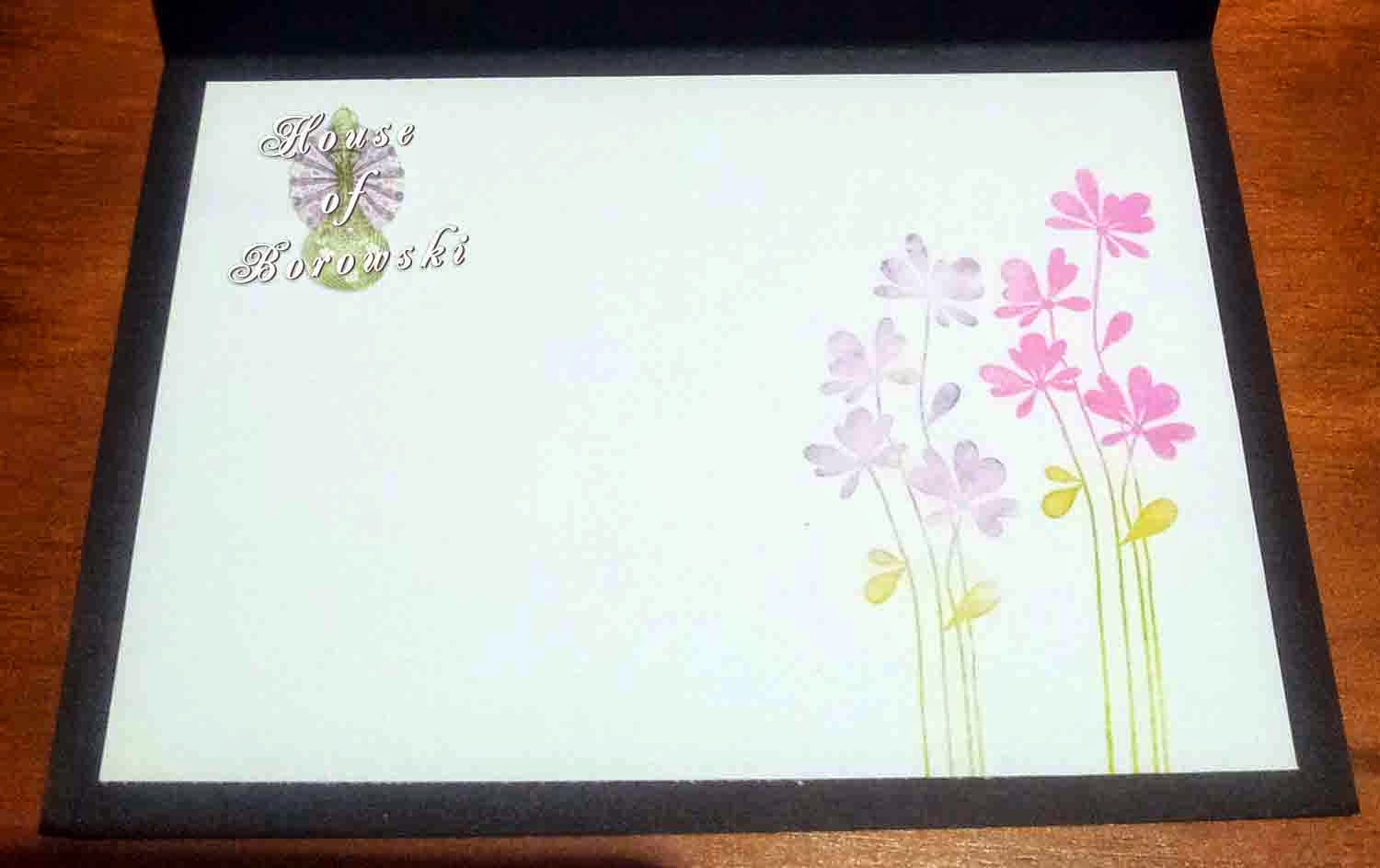 HOB, Gina K Hello Stamp Set,Colorbox Chalk ink, Lavender, Lime Pastel, Orchid Pastel