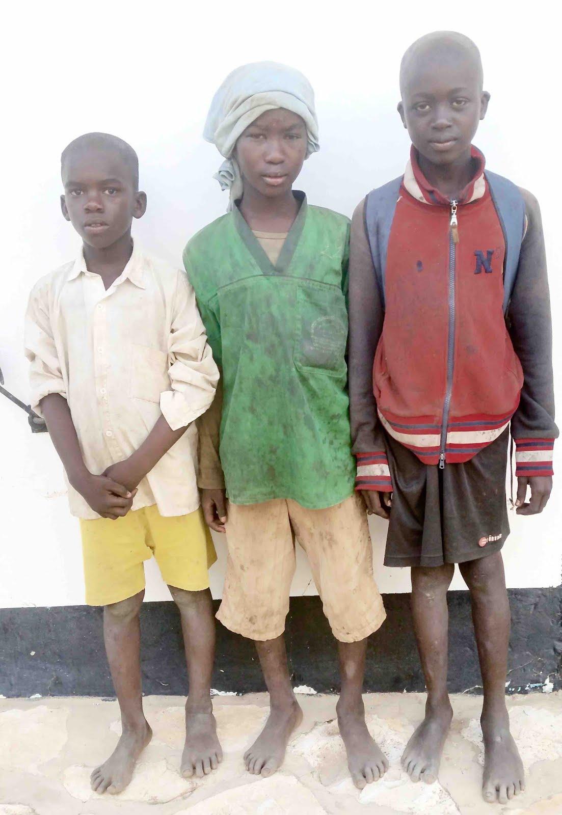 Meer dan 200 straatkinderen op het dorp