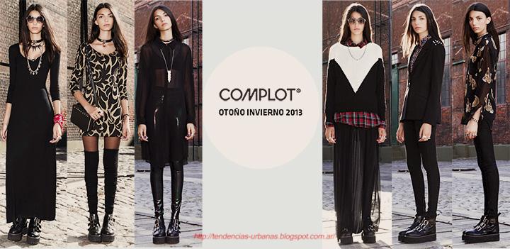 Complot colección otoño invierno 2013