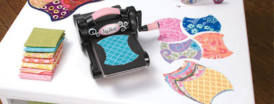 Sizzix Big Shot for Patchwork