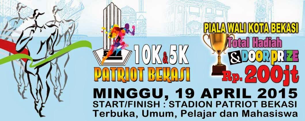 Lomba Marathon Patriot Bekasi