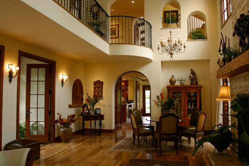 Several tips to creating teh best southwest style decor for Southwest home designs