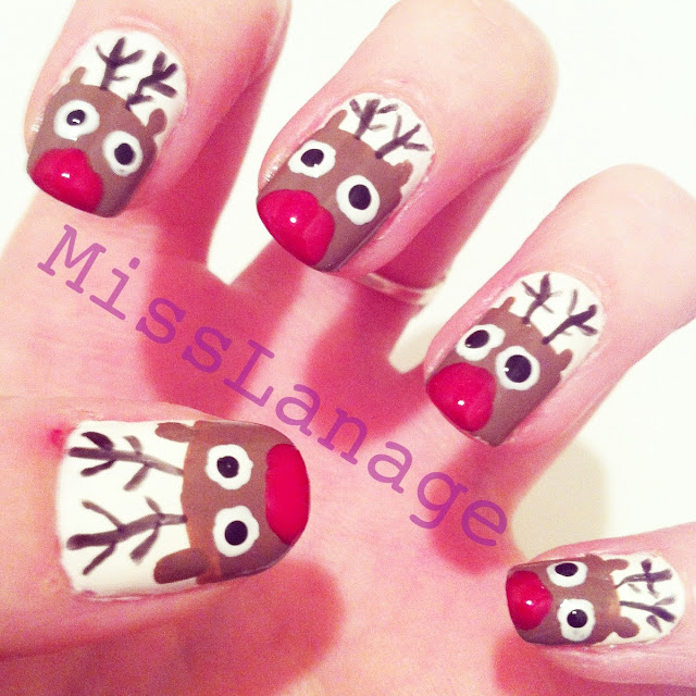 throwback-thursday-rudolph-the-red-nosed-reindeer-nails