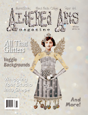 I design for Altered Arts Magazine