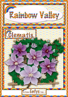 Clematis Crochet pattern by Helen Free