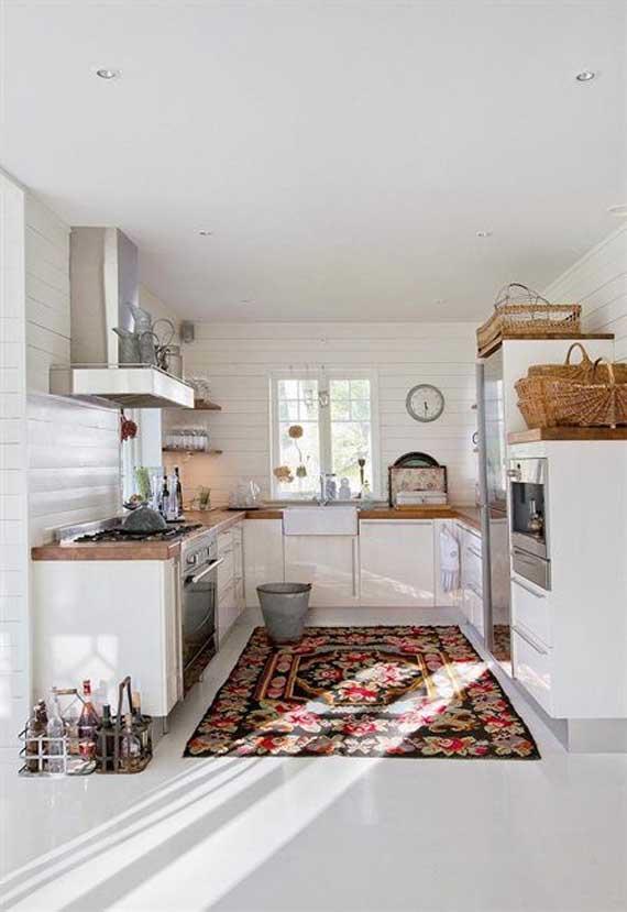 Alfombras para la cocina loft in soho - Alfombras para cocina ...