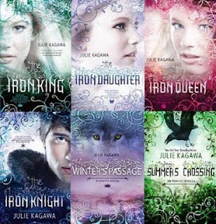 The Iron Fey Series by Julie Kagawa