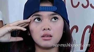 Foto Raya Kitty Pemeran Di Sinetron Anak Jalanan RCTI