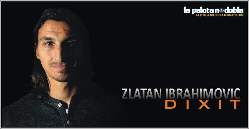 30 frases de Zlatan Ibrahimovic