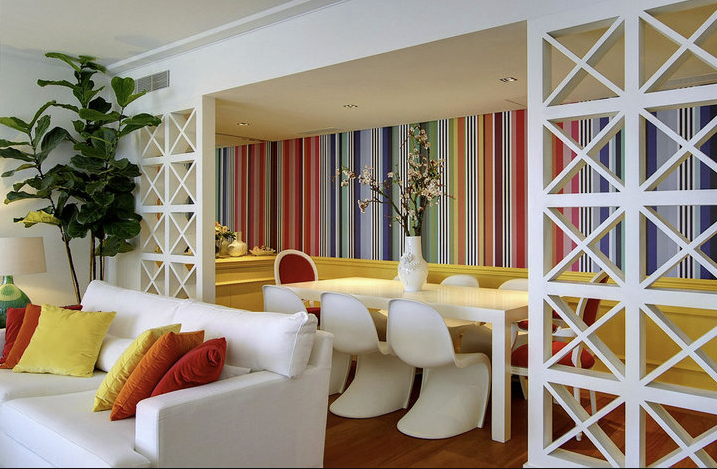 White glam decorar com biombos decorate with screens - Biombos casa home ...