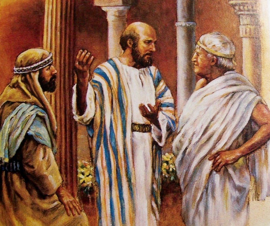 apostle paul and the good news Children's bible activities | sunday school activities for kids then he became a believer and joyfully preached the good news about paul, the apostle.