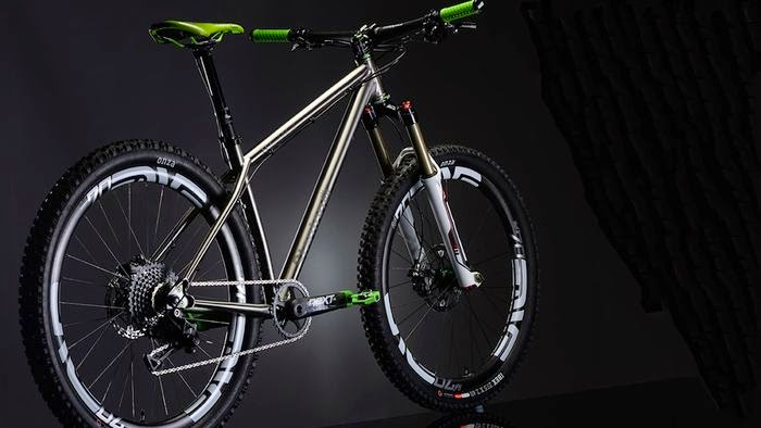 Bike News, New Bike, New Product, Titanium Bike, Report, All-Mountain Hardtail Bikes, stanton switchback titanium