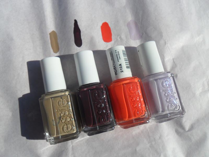 Essie Nail Polish Bargains..... - Em\'s Mixed Bag