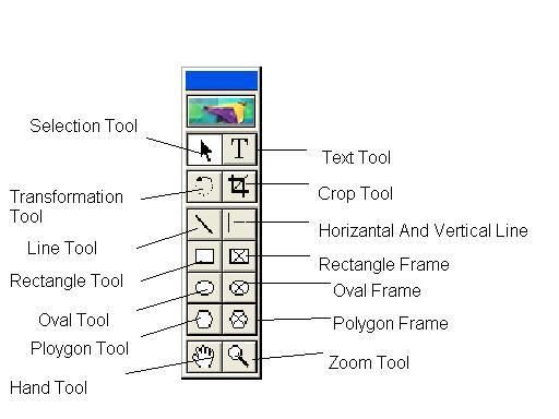 Pagemaker Tutorials  Pagemaker Tool Box Tutorial