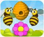 Ong mật tìm đường, game van phong