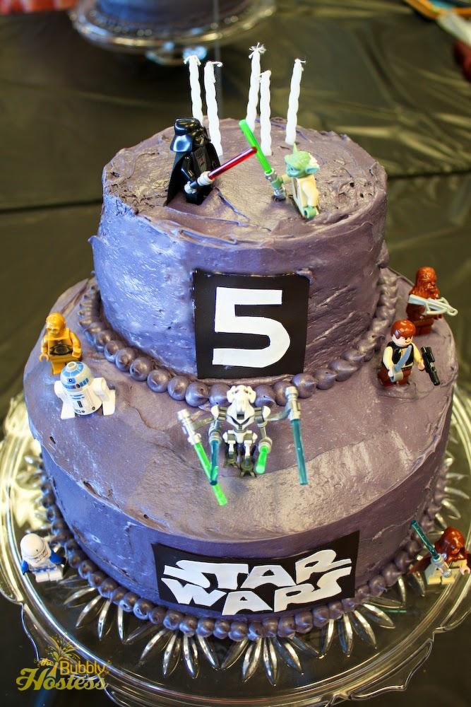 Lego Star Wars Birthday Party The Bubbly Hostess