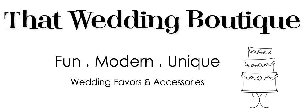 That Wedding Boutique