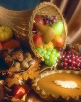 thanksgiving, thanksgiving day, cornucopia, horn of plenty