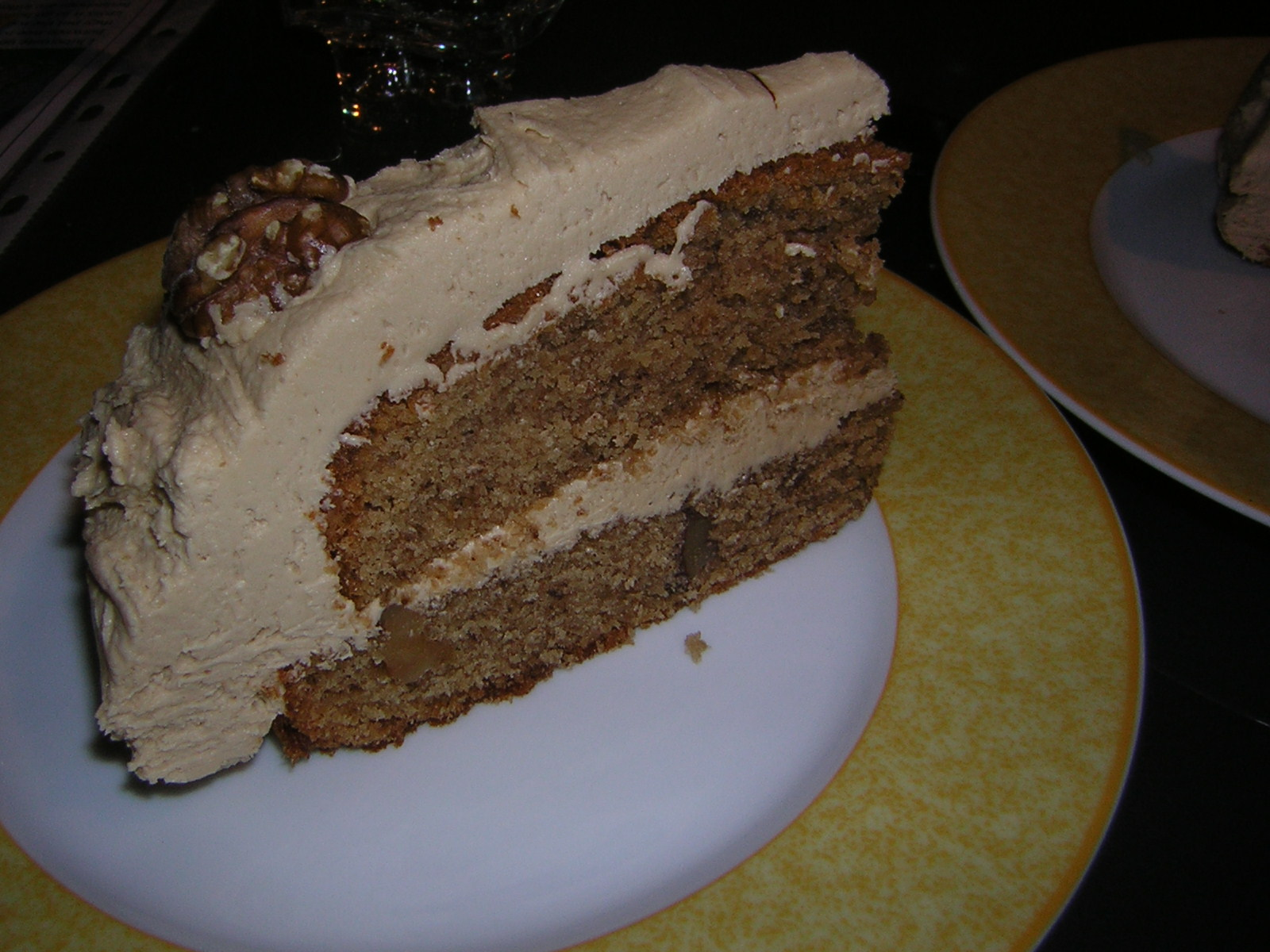 ... Fun and Gluten Free: Special Coffee and Walnut Cake (Gluten Free