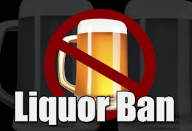 Liquor Ban Barangay Elections 2013