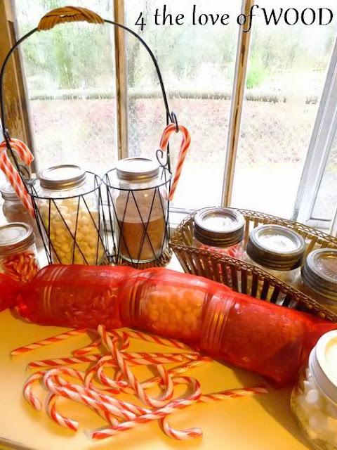 Gift Baskets Toronto Pick Up : The love of wood winter cocoa more mason jar ideas