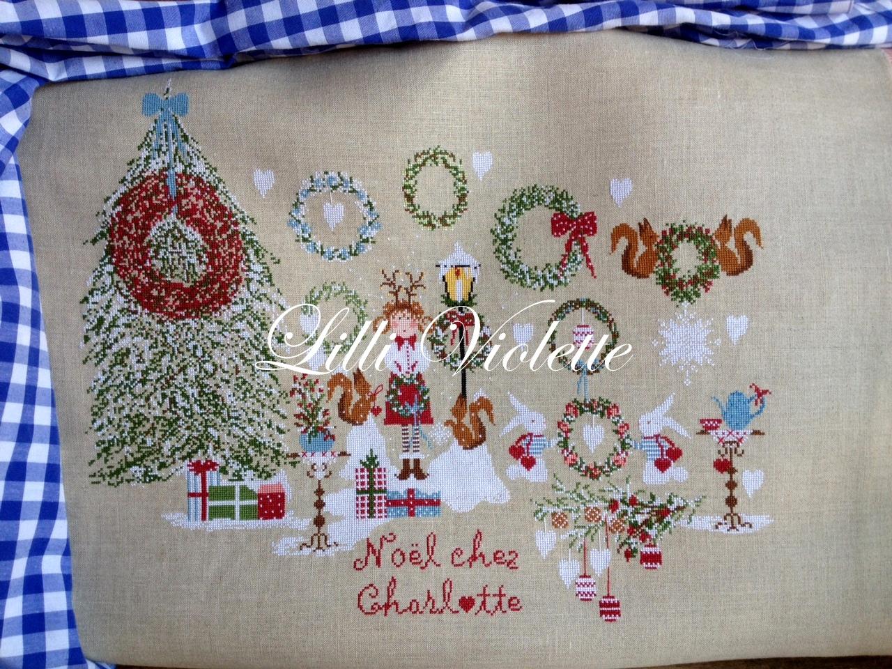 Noël chez Charlotte