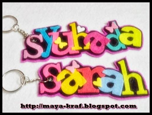 Keychain Nama