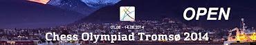 OLIMPIADA MUNDIAL DE AJEDREZ OPEN 2014 (Dar clic a la imagen)