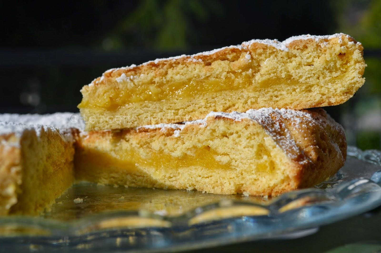 Le Ricette Del Bimby Emolte Altre Cri Torta Alla Crema Di Limone