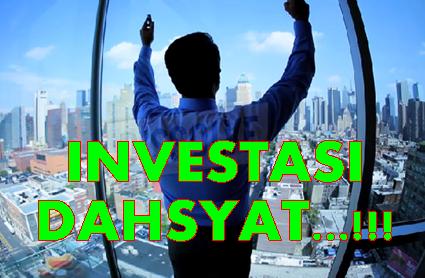 pengusaha yang sukses berinvestasi emas, properti, surat beharga, benda seni, dan hak paten teknologi