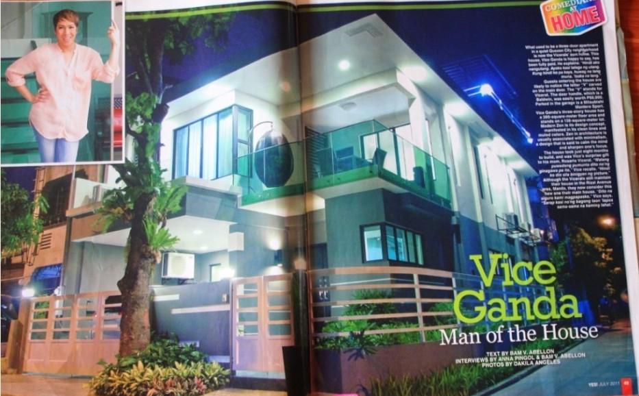 Vice Ganda home