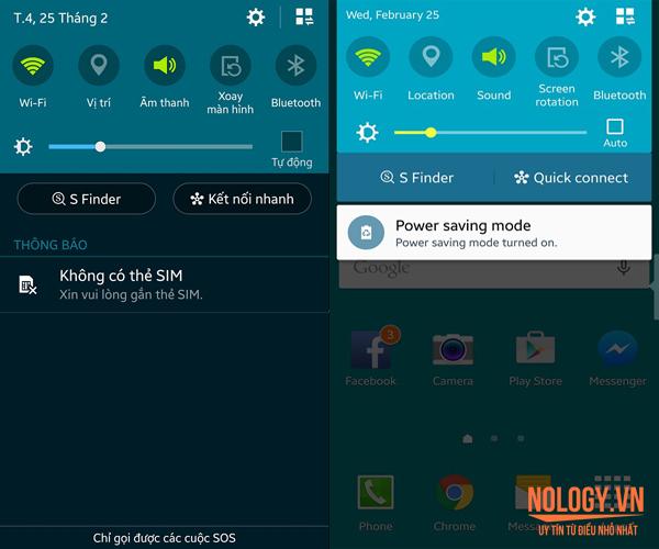 Note 4 xách tay khi lên Android 5.0.1