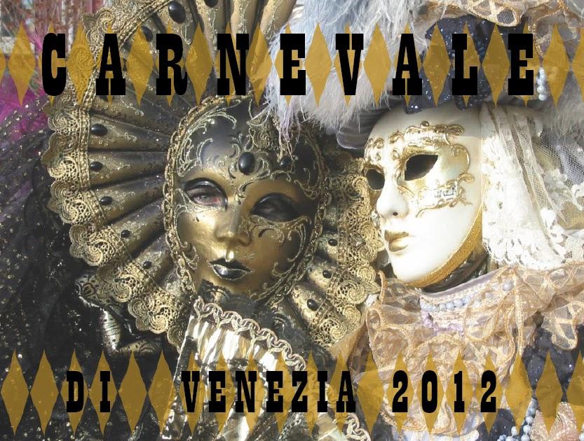 Diane Carnevale Carnevale Di Venezia 2012