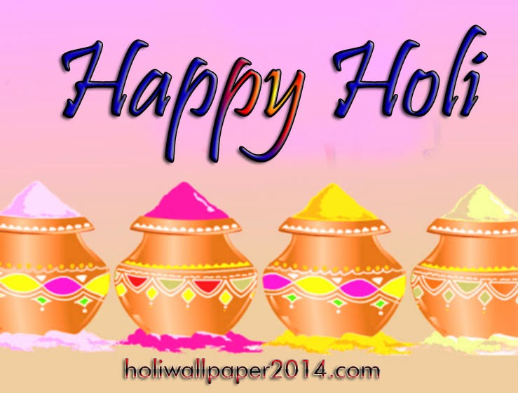 Holi Wishes Wallpaper Your Friends Whatsapp Device Happy