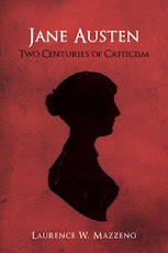 Laurence W. Mazzieno Looks at Austen Criticism in Well-Reviewed New Book