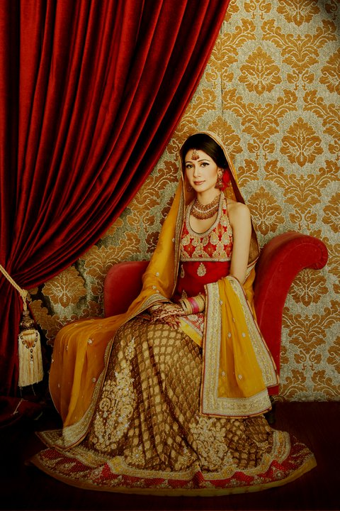 Party Mehndi Red : Fashion tips box mehndi mayon party dresses for girls