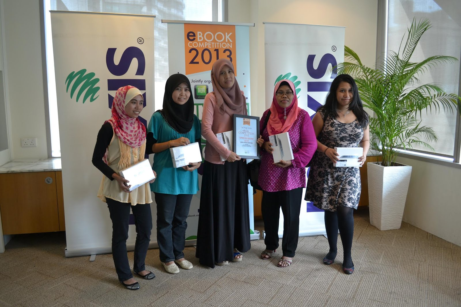 Pemenang EBook Competition