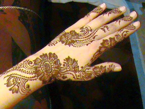 Mehndi Art Designs : Mehndi designs by rabia artist beauty makeup tips jigartv